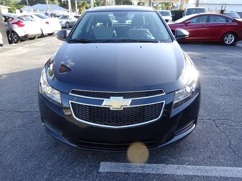 Chevrolet Cruze For Sale In Sarasota Fl