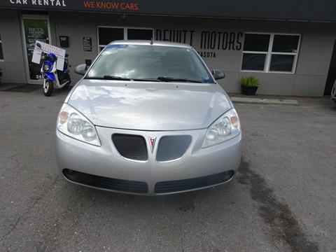2008 Pontiac G6 for sale in Sarasota, FL