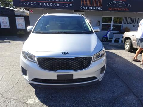 2016 Kia Sedona for sale in Sarasota, FL
