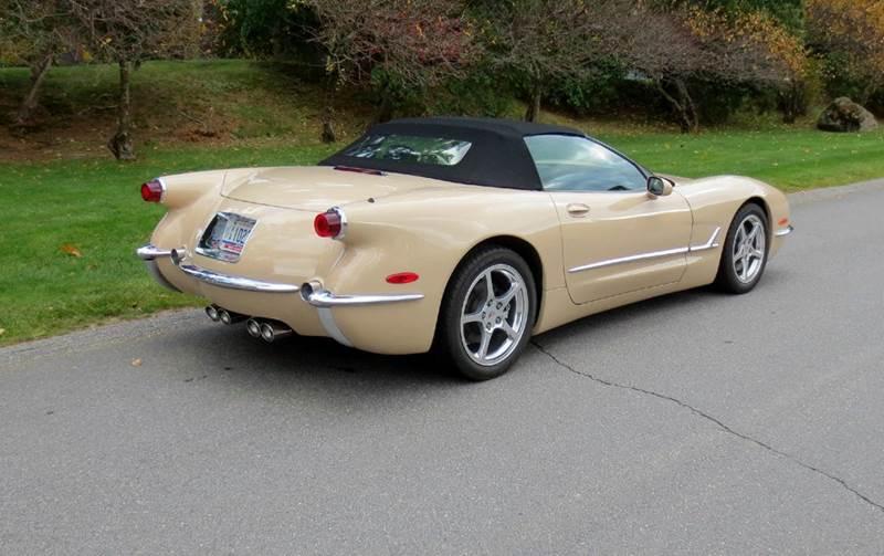 2000 Chevrolet Corvette Base 2dr Convertible - Merrimack NH