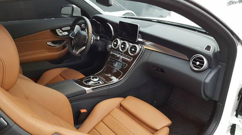 2017 Mercedes-Benz C-Class C 300 4MATIC  Coupe - Merrimack NH