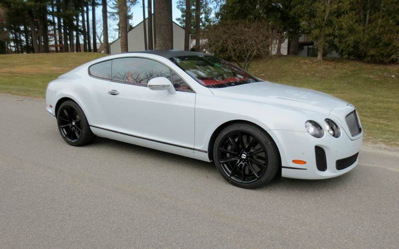 2011 Bentley Continental Supersports AWD 2dr Coupe - Merrimack NH