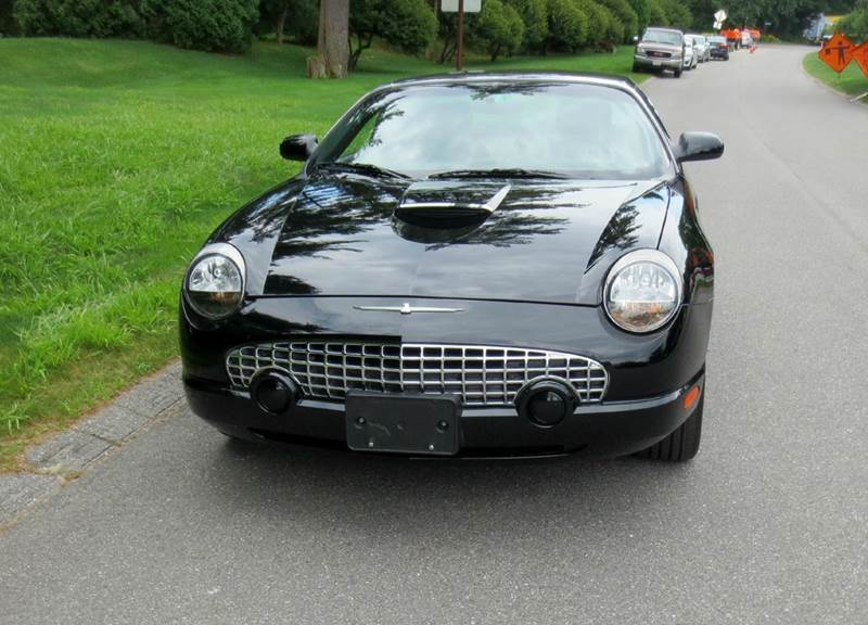 2003 Ford Thunderbird Premium 2dr Convertible w/ Removable Top - Merrimack NH