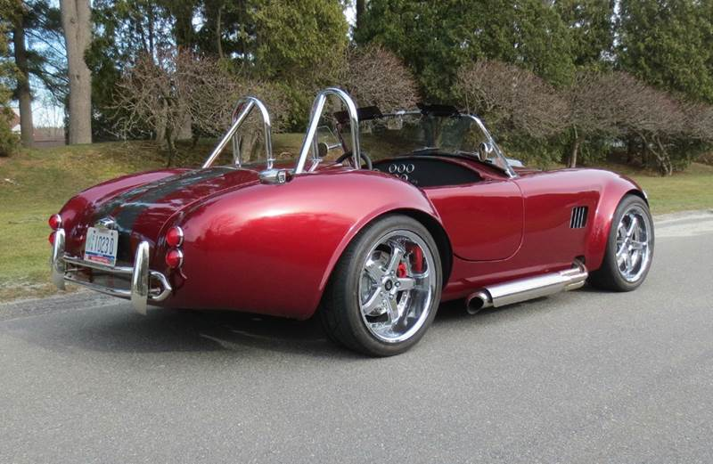 2011 Shelby Cobra FFR - Merrimack NH