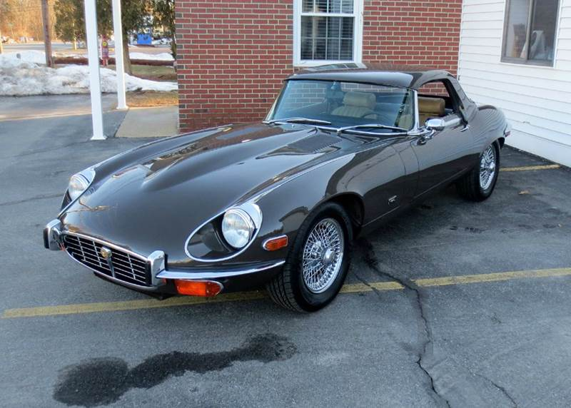 1972 Jaguar E-Type  - Merrimack NH