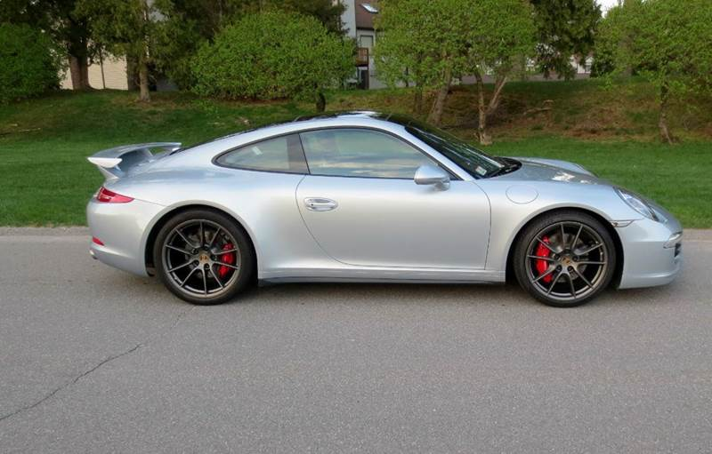 2015 Porsche 911 AWD Carrera 4S 2dr Coupe - Merrimack NH