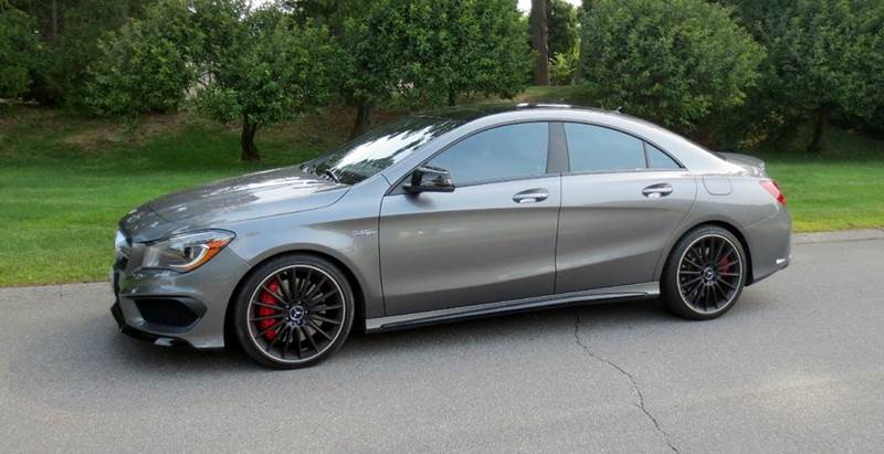 2014 mercedes benz cla cla45 amg awd 4matic 4dr sedan in for 2014 mercedes benz cla45 amg 4matic