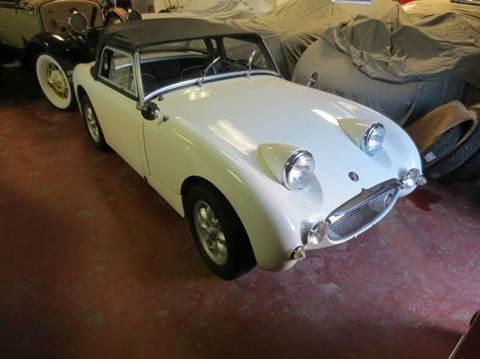 1960 Austin-Healey Sprite MKIII