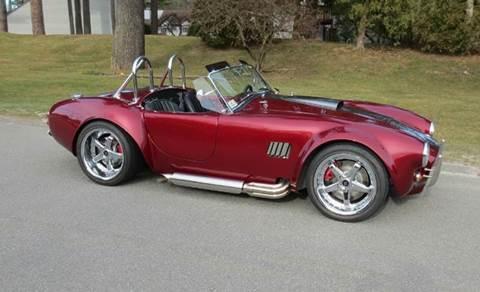 Shelby Cobra For Sale  Carsforsalecom