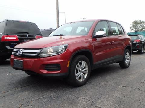 2012 Volkswagen Tiguan for sale in Glendale Heights, IL