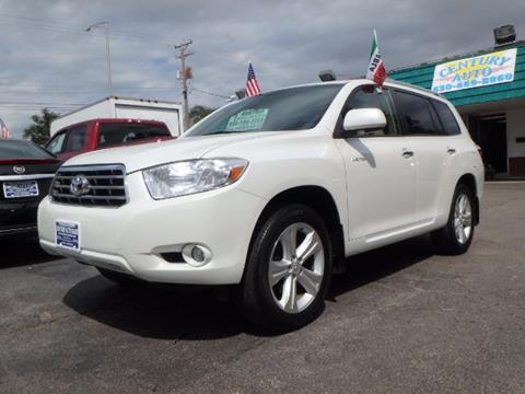 2010 Toyota Highlander for sale in Glendale Heights, IL