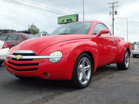 2003 Chevrolet SSR for sale in Glendale Heights, IL