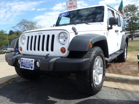 2013 Jeep Wrangler Unlimited for sale in Glendale Heights, IL