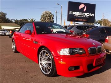 2004 BMW M3 for sale in Tampa, FL