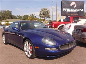 2004 Maserati Coupe for sale in Tampa, FL