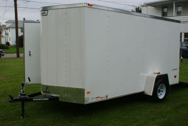 2014 Haulmark 6x12 V-Nose w/Ramp Door *CASH ONLY PRICE* - Old Forge PA