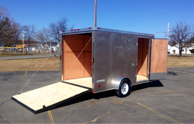 2013 Haulmark 7x12 Transport - Electric Brake Pkg - Old Forge PA