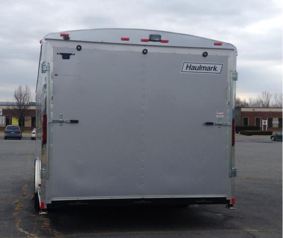 2013 Haulmark Transport Deluxe 8.5x20 - 10K GVW - Old Forge PA