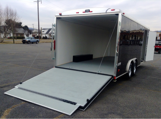 2014 Haulmark  Transport Deluxe 8.5x20 - 10K GVW - Old Forge PA