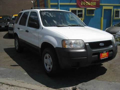 2003 Ford Escape for sale in San Diego, CA
