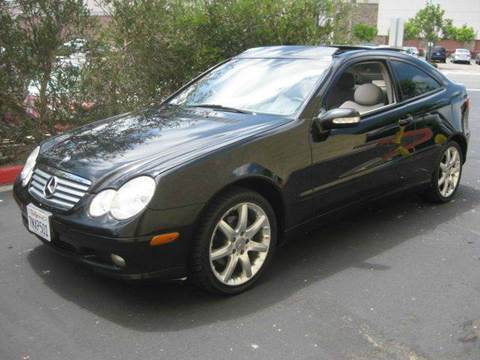 2002 Mercedes-Benz C-Class for sale in San Diego, CA