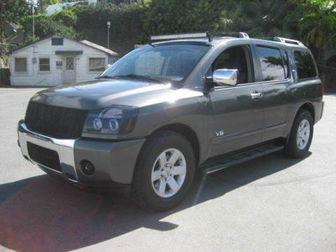2006 nissan armada for sale. Black Bedroom Furniture Sets. Home Design Ideas