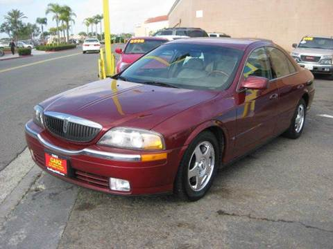 2000 Lincoln LS for sale in San Diego, CA