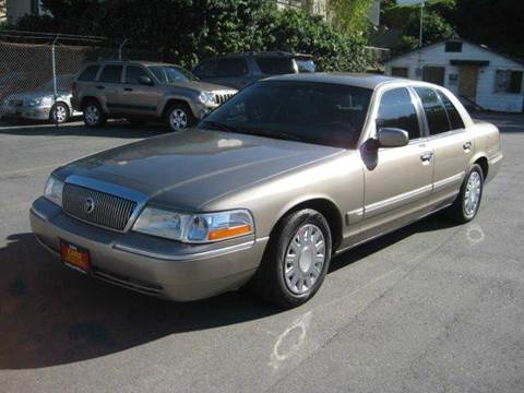 2003 Mercury Grand Marquis for sale in San Diego, CA