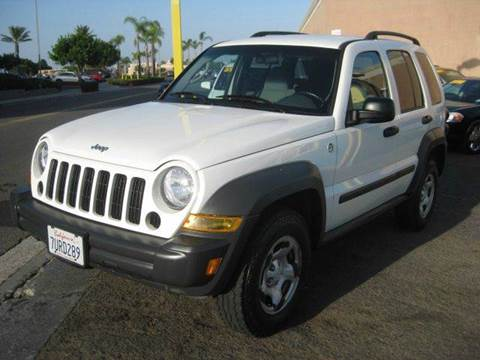 2006 Jeep Liberty for sale in San Diego, CA