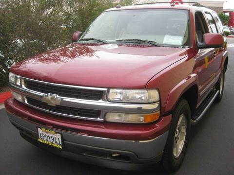 2005 Chevrolet Tahoe for sale in San Diego, CA