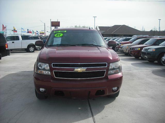 2007 CHEVROLET SUBURBAN LTZ 1500 4WD red down payment 3000  excel motors offers an extensive inve