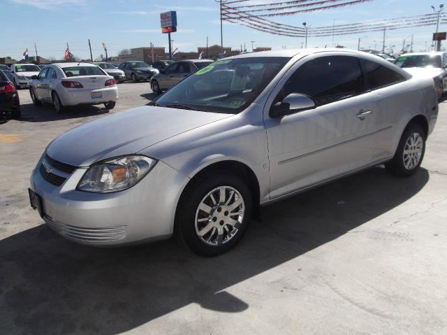 2009 CHEVROLET COBALT LT1 COUPE silver down payment 1200  excel motors offers an extensive invent