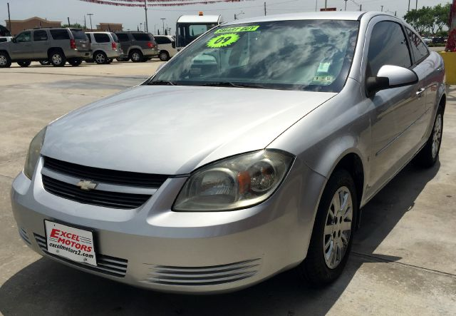 2009 CHEVROLET COBALT LT 2DR COUPE W 1LT silver air filtration airbag deactivation - occupant se