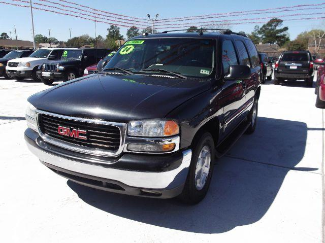 2004 GMC YUKON 2WD gray down payment 2000  excel motors offers an extensive inventory of quality
