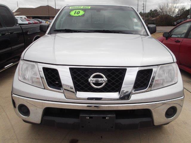 2010 NISSAN FRONTIER 2WD SE silver down payment 2000  excel motors offers an extensive inventory