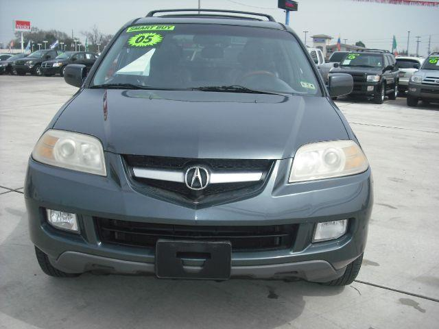 2005 ACURA MDX TOURING gray 2005 acura mdx touring- blue exterior- black leather interior- 4wd- v6