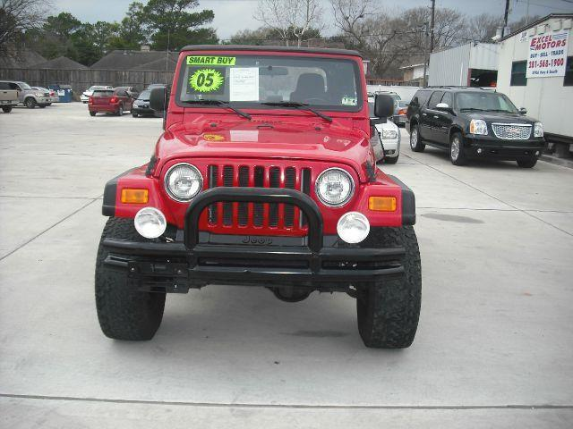 2005 JEEP WRANGLER UNLIMITED X red its so easy to be approved here your job  bills get you on t