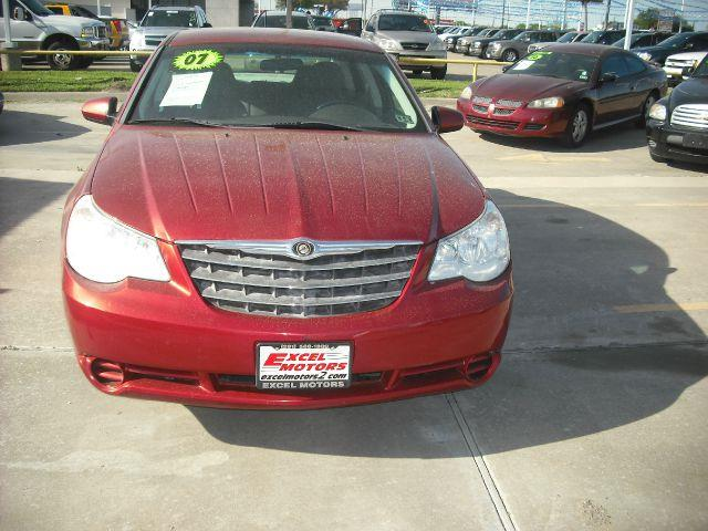 2007 CHRYSLER SEBRING BASE red down payment 2000  excel motors offers an extensive inventory of q