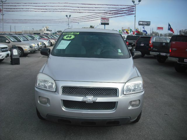 2008 CHEVROLET UPLANDER LS EXT 1LS silver down payment 1000  excel motors offers an extensive in