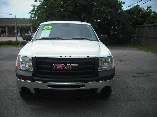 2008 GMC SIERRA 1500 WORK TRUCK EXT CAB LONG BOX 2 white down payment 2000  excel motors offers