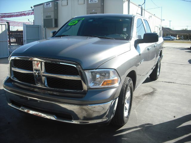 2009 DODGE RAM 1500 SLT QUAD CAB 2WD gray its so easy to be approved here your job  bills get y