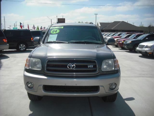 2004 TOYOTA SEQUOIA SR5 2WD gray down payment 2500  excel motors offers an extensive inventory of