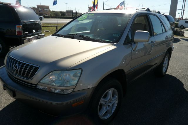 2003 LEXUS RX 300 gold very clean suv clean title clean carfax 6 cylinders leather interior r