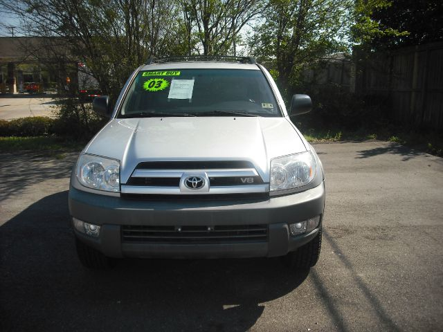 2003 TOYOTA 4RUNNER SR5 2WD silver down payment 2500  excel motors offers an extensive inventory