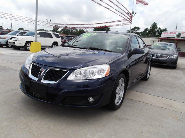 2009 PONTIAC G6 SEDAN blue down payment 2500  excel motors offers an extensive inventory of quali