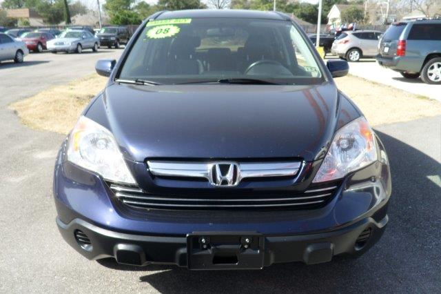2008 HONDA CR-V EX-L 2WD blue its so easy to be approved here your job  bills get you on the ro