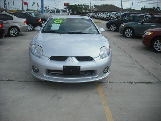 2008 MITSUBISHI ECLIPSE GS SPECIAL PACKAGE silver 2008 mitsubishi eclipse gt- silver exterior- bla