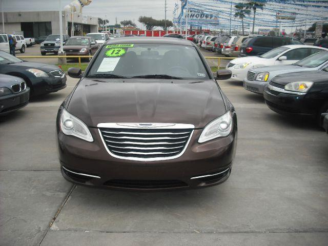 2012 CHRYSLER 200 TOURING brown down payment 3000  excel motors offers an extensive inventory of
