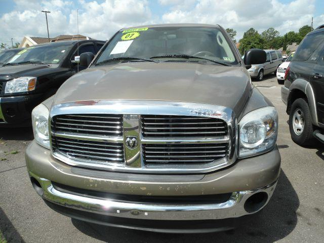 2007 DODGE RAM PICKUP 1500 SLT 4DR QUAD CAB LB gold down payment 2500  excel motors offers an ext