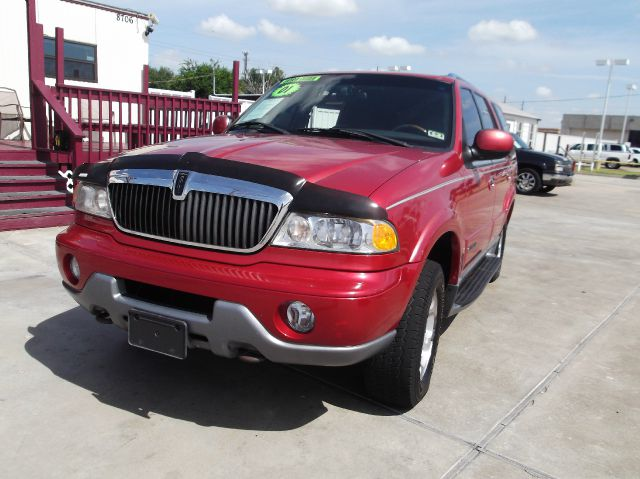 2001 LINCOLN NAVIGATOR 4WD red its so easy to be approved here your job  bills get you on the r
